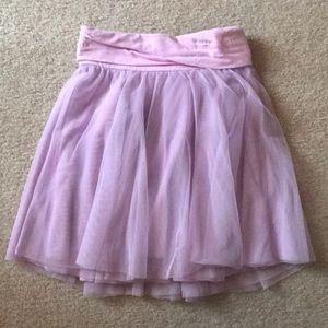 Old Navy Tulle Skirt Tutu Ballet Dance Purple 4T